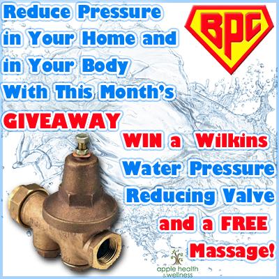 pressure relief giveaway